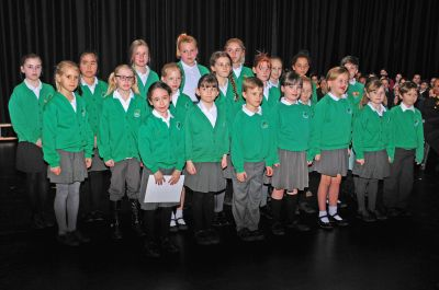 Sheddingdean School Choir