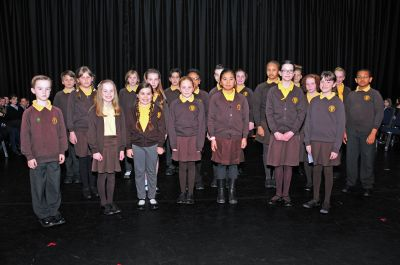 St Winfrid's School Choir